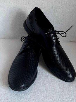 Туфли - Туфли кожаные р.44, 0
