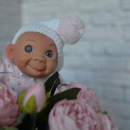 Куклы и пупсы - Испанский характерный пупсик Caritas с запахом карамельки, 0