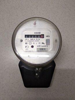 Счётчики электроэнергии - Однофазный электросчетчик Соло, 0