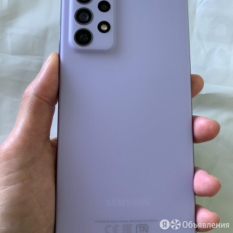 Самсунг А 72  128 гб цвет лаванда год гарантия  по цене 30000₽ - Мобильные телефоны, фото 0