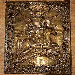 Иконы -  Оклад. Святой Архангел Михаил 19 век.…, 0