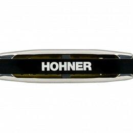 Губные гармошки - Hohner M5040167 Silver Star 504/20 C (Small box) Гармошка губная диатоническ..., 0