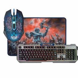 Комплекты клавиатур и мышей - Игровой набор Defender Killing Storm MKP-013L , 0