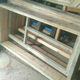 Окна - Рамы деревянные новые, 0