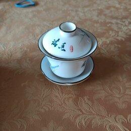 Аксессуары - Гайвань белая для чая, 0