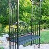 Арка садовая кованая по цене 9800₽ - Садовые фигуры и цветочницы, фото 0
