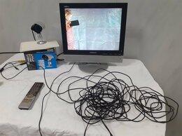 Готовые комплекты - Монитор и Камера видеонаблюдения, 0