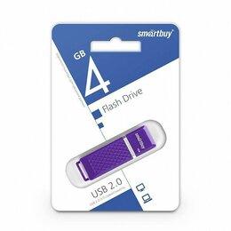 USB Flash drive - Флэш карта USB 4GB Smartbuy Quartz, 0