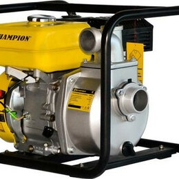 Мотопомпы - Мотопомпа бензиновая CHAMPION GP 52 для слабозагрязненной воды [GP52], 0