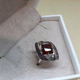 Кольца и перстни - Кольца из серебра с драгоценными камнями , 0