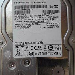 Внутренние жесткие диски - Жесткий диск Hitachi HUA723030ALA640 3Tb sataiii 3, 0