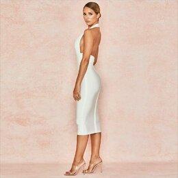 Платья - Элегантное платье gisel milano итальянское, дизайнерское с этикеткой новое, 0