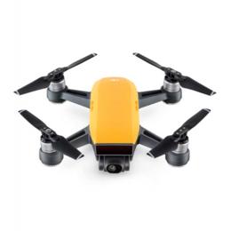 Квадрокоптеры - Квадрокоптер Spark Combo, желтый, 0