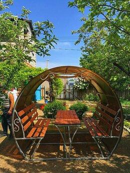 Комплекты садовой мебели - Беседки из поликарбоната, 0