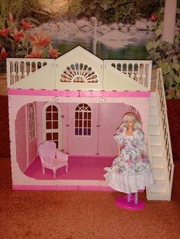 Аксессуары для кукол - Дом для куклы Барби, 0