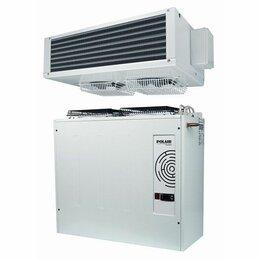 Холодильные шкафы - Машина холодильная сплит-система SB216SF (-25/-15C, 380 В), Полаир, 0