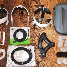 Аксессуары - Кабель oculus link 6м и 5м, elite strap, quest 2, 0