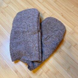 Аксессуары - Суконные рукавицы для банщика, 0
