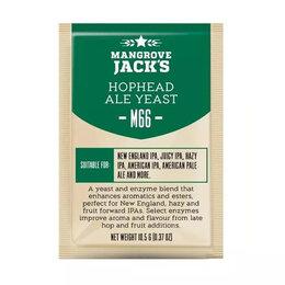 Ингредиенты для приготовления напитков - Дрожжи пивные MANGROVE JACK'S Hophead Ale Yeast M66, 0