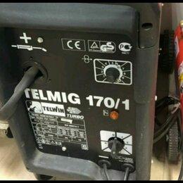 Аппараты для контактной сварки - Сварочный полуавтомат telwin 170 , 0