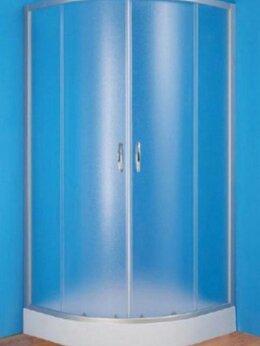 Души и душевые кабины - Дверки стеклянные для душевой кабины, 0