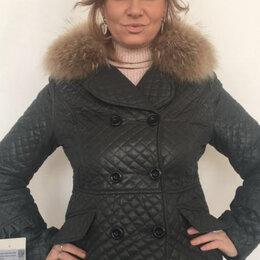 Куртки - Женский пуховик, 0