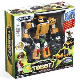 Радиоуправляемые игрушки - Трансформер 'Тобот Т', 0