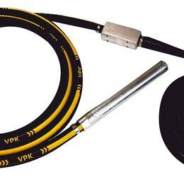 Глубинные вибраторы - Вибратор глубинный VPK 65T ВТ230565, 0