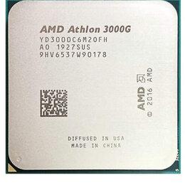Процессоры (CPU) - Процессор Amd athlon 3000g am4, 0