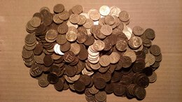 Монеты - 10 копеек регулярного чекана (1997-2006 гг)…, 0
