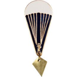 Жетоны, медали и значки -  Нагрудный знак Парашютист отличник (прыжки), 0