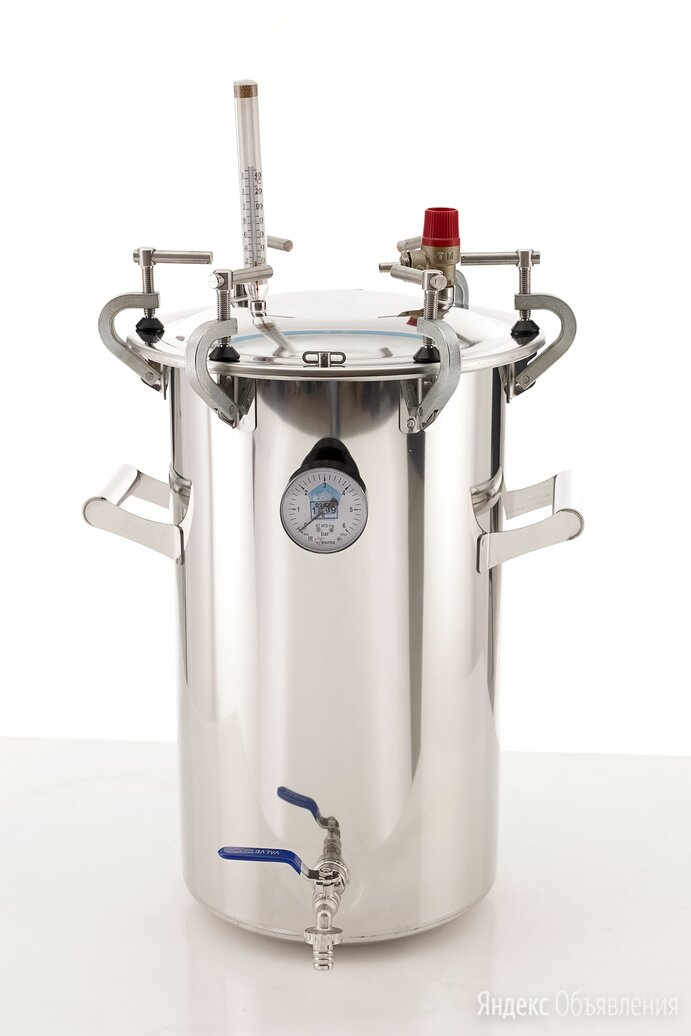 Автоклав Домашний Стандарт по цене 14790₽ - Промышленное климатическое оборудование, фото 0