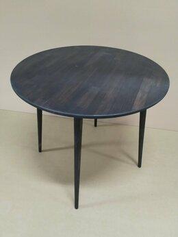 Столы и столики - Стол круглый массив сосны, 0