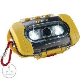Фонари - Специальный фонарь-миникейс Peli, желтый…, 0