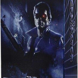Фигурки и наборы - Neca Terminator Police Station Assault Ultimate T-800, 0