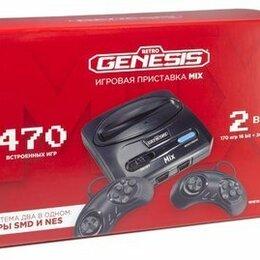 Игровые приставки - Новая игровая приставка Sega Genesis mix 470, 0