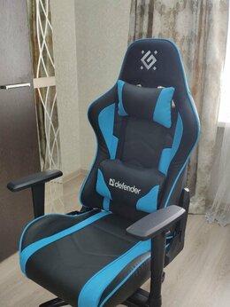 Компьютерные кресла - Компьютерное кресло, офисное, игровое Defender, 0