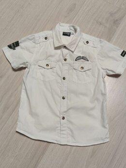Рубашки - Фирменная рубашка, р 122, 0