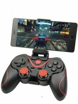 Рули, джойстики, геймпады - Беспроводной геймпад Wireless Controller X3 Новые, 0
