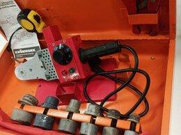 Аппараты для сварки пластиковых труб - Ав78, Паяльник kronwerk, 0