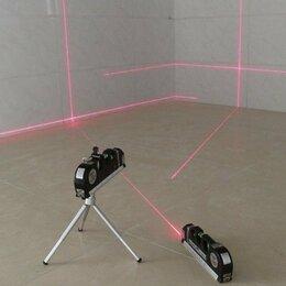 Измерительные инструменты и приборы - Мини лазерный уровень, 0