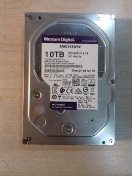 Внутренние жесткие диски - Жесткий диск Purple HDD WD 10TB WD102PURZ\X, 0