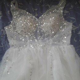 Платья - Платье вечернее/ свадебное, 0
