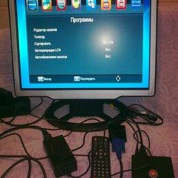 ТВ-приставки и медиаплееры - Телевизионное оборудование Mini Smart-TV, 0