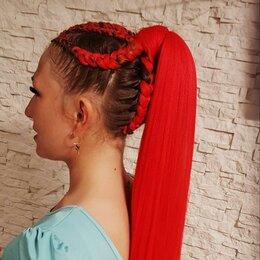 Аксессуары для волос - Афрокосы ,Косы с канекалоном, 0