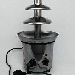 Прочая техника -  Шоколадный фонтан gastrorag CF20C серебристый, 0