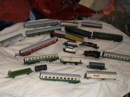 Детские железные дороги - вагоны жележнодорожные Германия, 0