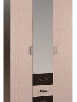 Шкафы, стенки, гарнитуры - Шкаф 3-х створчатый Бэлла, 0