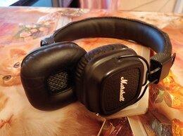 Наушники и Bluetooth-гарнитуры - Наушники Marshall Major II bluetooth black, 0