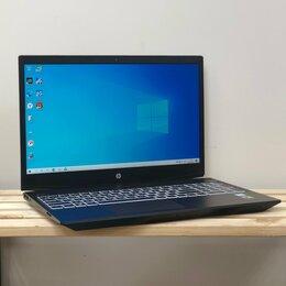 Ноутбуки - Игровой ноутбук HP i5-8250/8гб/GTX1050/SSD/HDD, 0